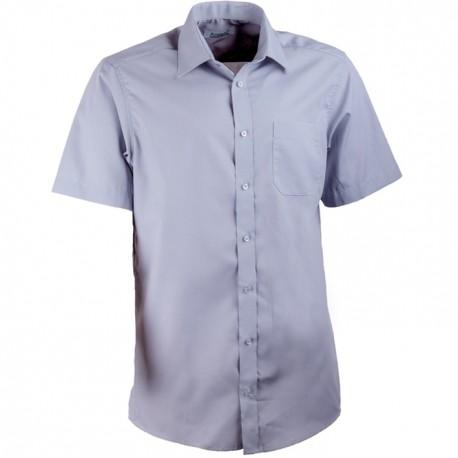 Košile šedá rovná Aramgad 40134