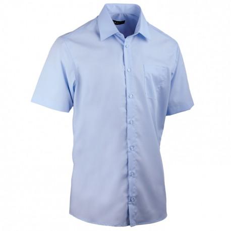 Pánská modrá košile Assante rovná 40415