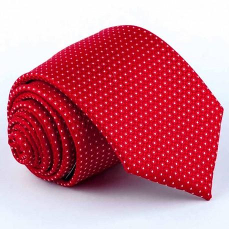 Červená kravata Greg 93172