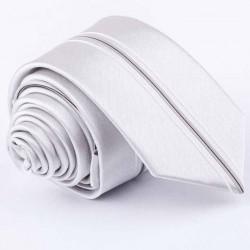 Svatební šedá kravata Greg 91177