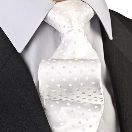 Svatební kravata ekry Greg 92893