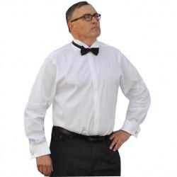 Frakovka pánská košile 100 % bavlna Assante 30009
