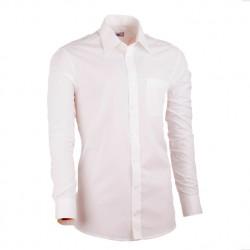 Šampaň pánská košile Assante vypasovaná 30204