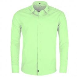 Prodloužená košile zelená Friends and Rebels 20501