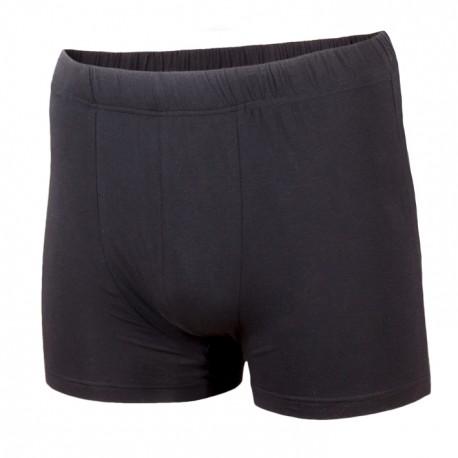Pánské boxerky černé Assante 50102