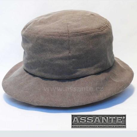 f4899da3359 Bílý elegantní dámský klobouk luxusní Assante 82919