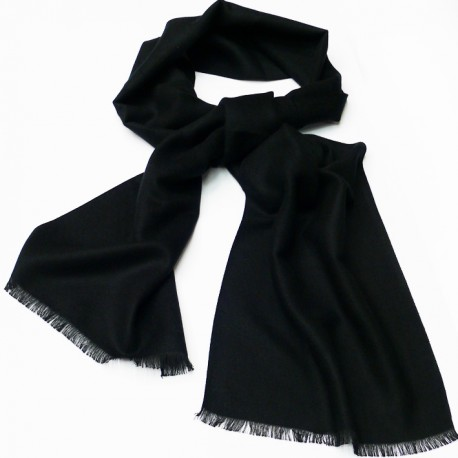 Černá šála – šál Assante 89050