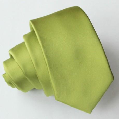 Zelená slim fit kravata Arturo Gottini 99151
