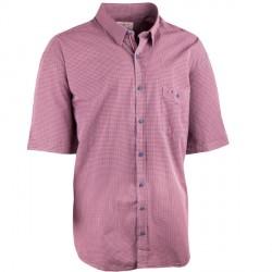 pánské košile krátký rukáv rovný střih Tonelli 110929