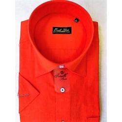 Červená pánské košile Tonelli 110801