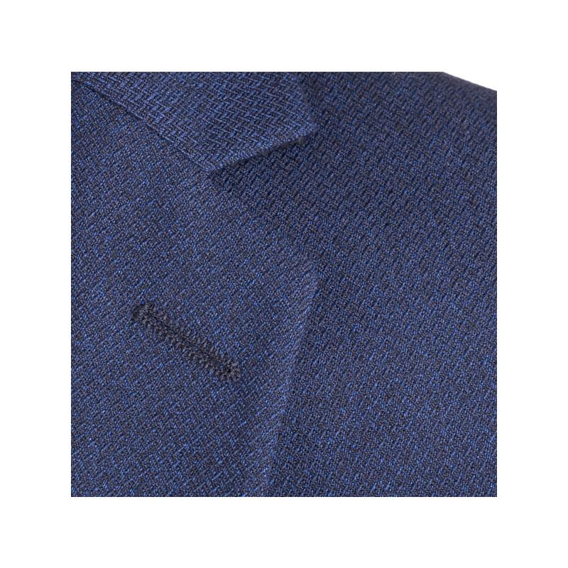 ... Prodloužené pánské sako modré na výšku 188 – 194 cm Assante 60005 ... 66272b8bef