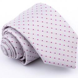Šedá kravata Greg 91222