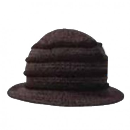 Černý klobouk dámský Pletex 87588 e483c90c1f