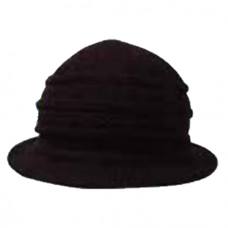 d3ceed05f6e Černý klobouk dámský Pletex 87593