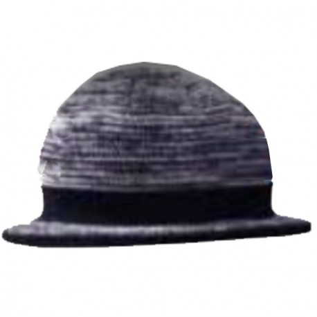 f83cee45529 Černošedý klobouk dámský Pletex 87594