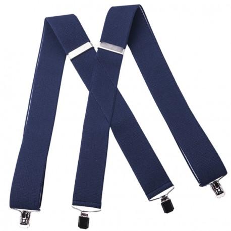 Modré kšandy super široké Assante 90112
