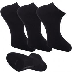 Multipack ponožky antibakteriální kotníkové Ag Assante 781