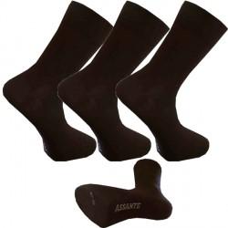 Multipack ponožky antibakteriální se stříbrem Assante 720