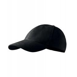19dc163d891 Černá baseballová kšiltovka 100 % bavlna Adler 81165