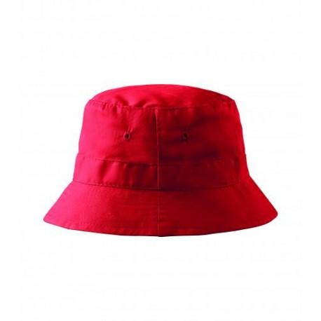 e715d7e6f09 Letní bavlněný červený klobouk Adler 81185