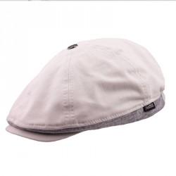 Béžová čepice bekovka Mes 81204