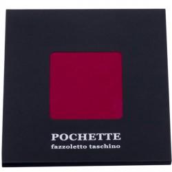 Vínový kapesníček do saka Assante 90620