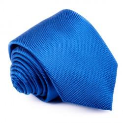 Kravata slim fit modrá Greg 94016
