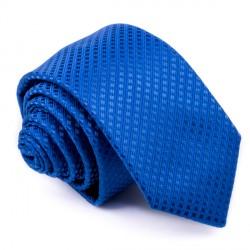 Modrá kravata slim Greg 94018