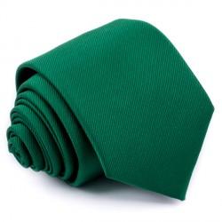 Tmavě zelená kravata Greg 95006