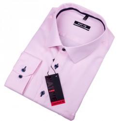 Nadměrná pánská košile růžová Native 120510