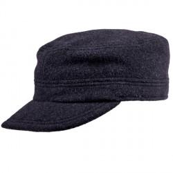 Pánská zimní čepice fidelka černá Assante 0853/13