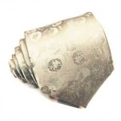 Svatební kravata šedá Greg 91036