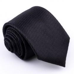 Černá kravata Rene Chagal 91009