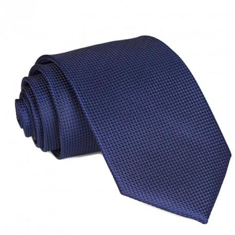 Tmavě modrá kravata Greg 94950
