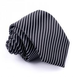 Černá kravata Rene Chagal 91018