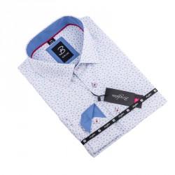 Košile Brighton bílomodrá 109926