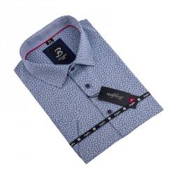 Košile Brighton modrobílá 109811