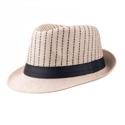 Pánský slaměný klobouk Assante 80013