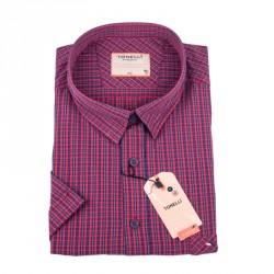 Červená košile košile Tonelli 110855