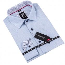 Košile Brighton modrá 110012