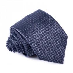 Šedá kravata Greg 91205