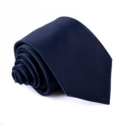 Tmavě modrá kravata Greg 99949