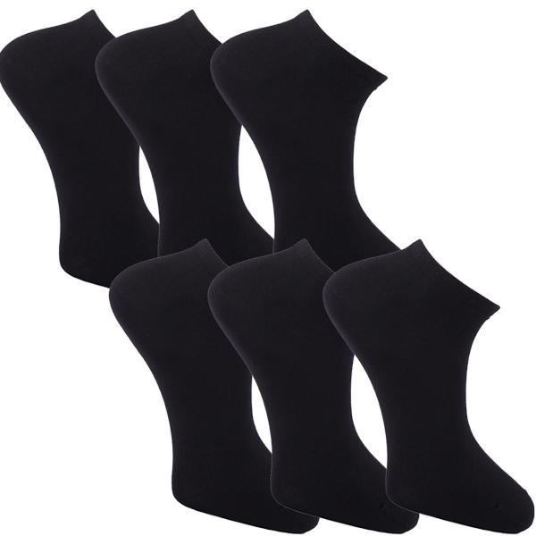 Multipack tmavých ponožek
